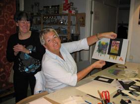 Workshop the pastel